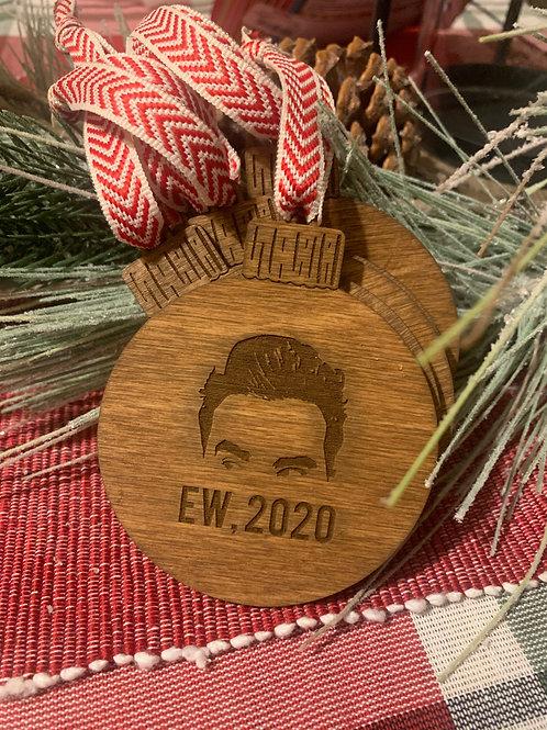David! Ornament