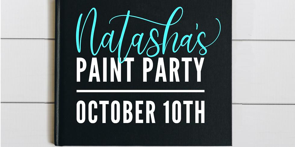 Natasha's Paint Party