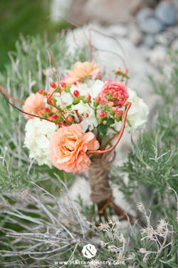 Lovely Bridal Bouquet