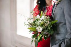 Botanical Handtied Bouquet
