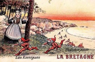 Légendes bretonnes - centre socio-culturel de la Bugallière - Orvault