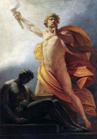 Série mythologie: Prométhée