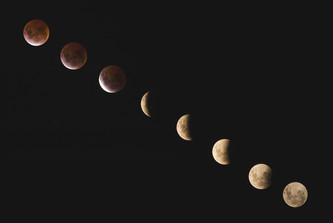 Le Croqueur de Lune ou pourquoi la Lune change de forme