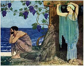 Série mythologie 2019: Ulysse - Le retour