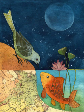 Deux histoires de poissons