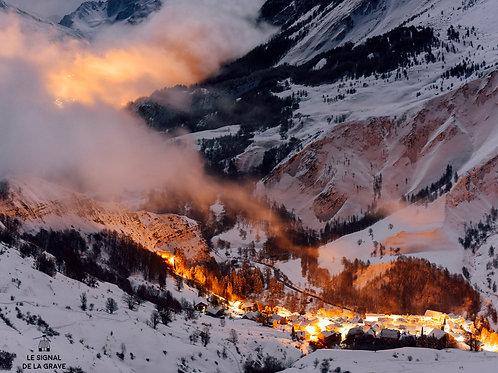 Valley by Night