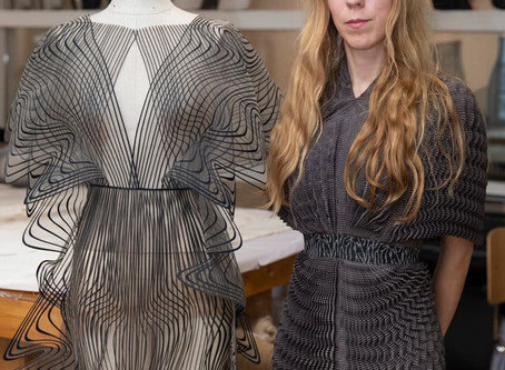 Iris van Herpen is Just What High Fashion Needs Right Now.