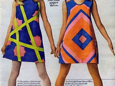 What This Mid-1960s Fashion Trend Tells Us About Fast Fashion.