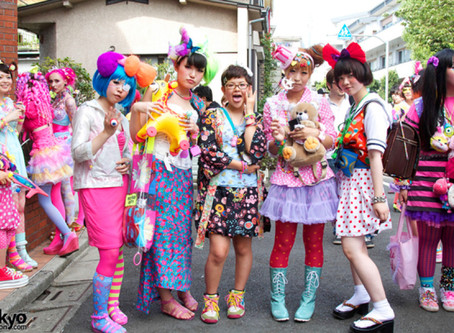 FRUiTS Magazine and the Wonderful World of Harajuku Fashion.