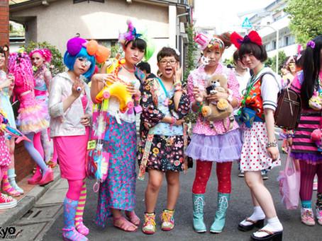 FRUiTS Magazine and the Wonderful World of Harajuku Fashion.