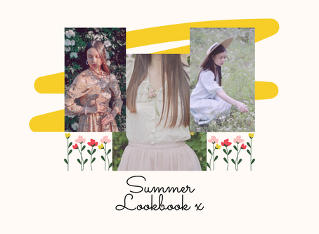 Dreamy Days in a Dress: Summer Lookbook 2020