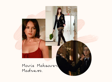 My Complicated Relationship With Movie Makeovers.