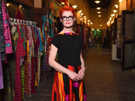Costumes on the Big Screen: Sandy Powell's Awe-Inspiring Career in FIlm.
