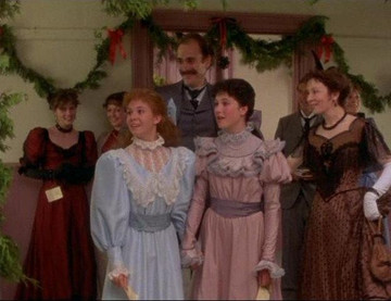 Puff Sleeves - Anne of Green Gables