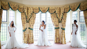 Bride for a Day at the Broome Park Hotel.