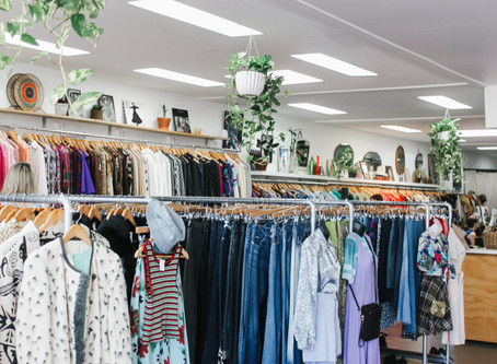 The Secondhand Shopping Survival Guide.