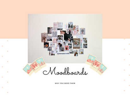 Here's Why You Should Use A Mood Board To Develop Your Personal Style.