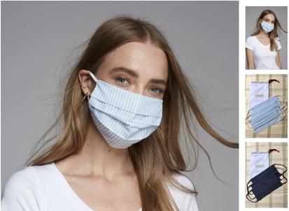 Lavender Hill Clothing face masks
