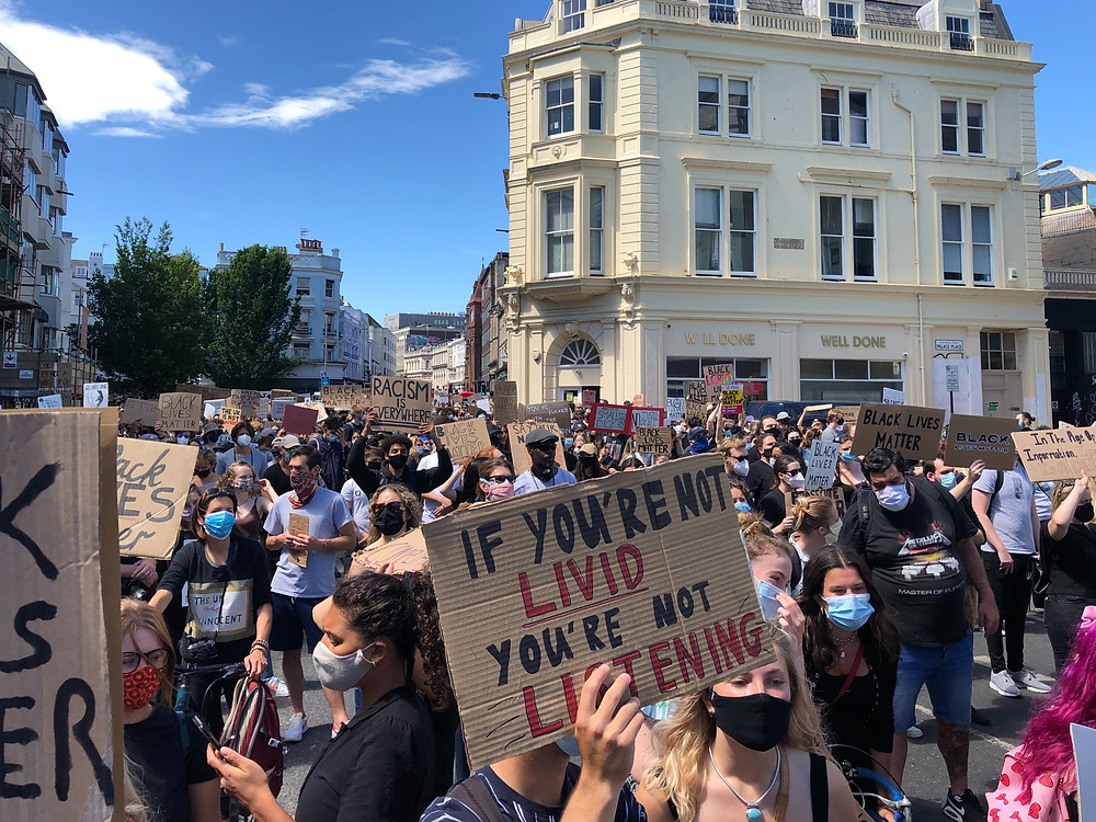 A Brief Guide to Living in Brighton - activism, protest