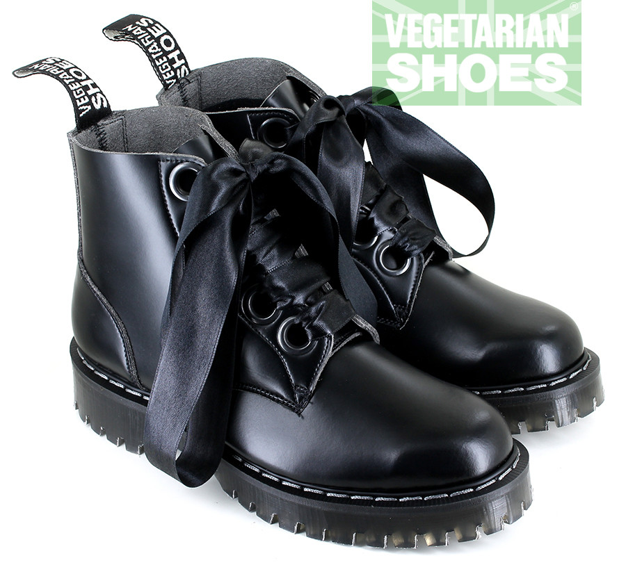 Vegetarian Shoes Airdeal 5 Big Eye Boots