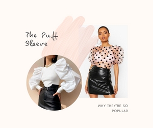 Puff Sleeve Power - Why This Trend is Still in Vogue