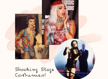 3 Stage Costumes that Shocked the World!