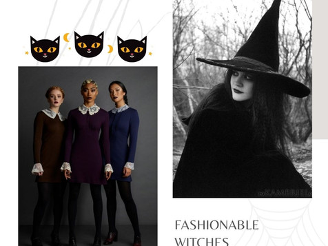 Here's How Witch Clothing Has Evolved Throughout History.