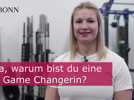Game Changer Lea Schreiner