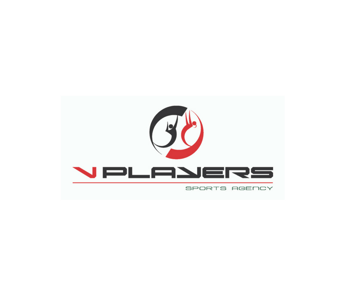 V Players Sports Agency Logo