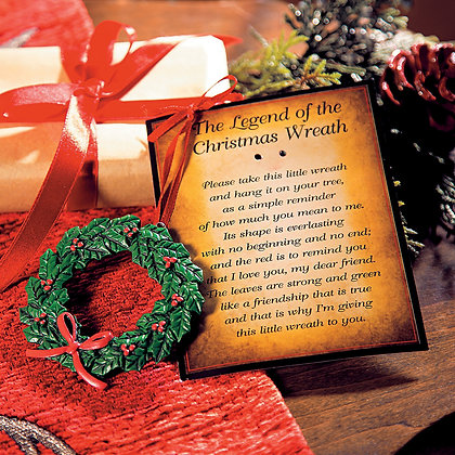 Meaning of the Wreath Ornament