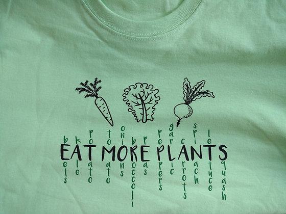 Eat More Plants- Tee