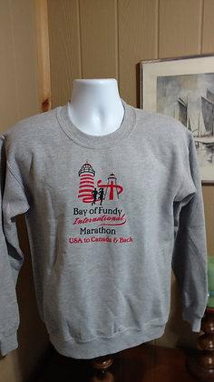 Bay of Fundy Marathon Crewneck