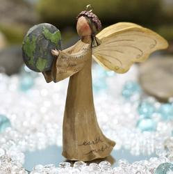 Mother Earth Fairy Ornament