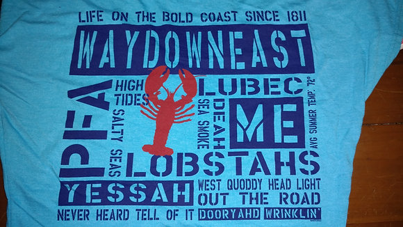 WayDownEast Exclusive Design!