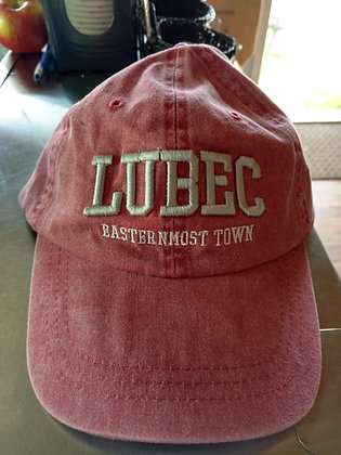 Puff Embroidered LUBEC caps!