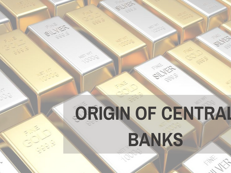 Origin of Central Banks