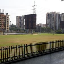 Spacious Ground & Stadium