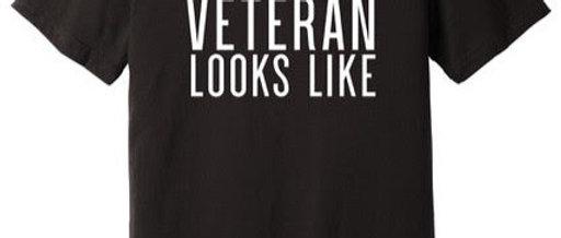 This Is What A Veteran Looks Like Tshirt