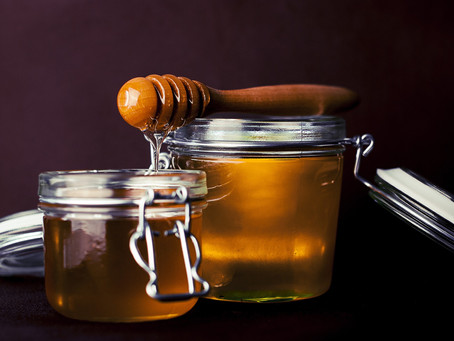 Dog Allergies:  Local Honey Can Help