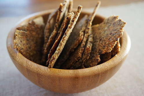 Herb'n Dog:  Healing Crackers for Skin, Joints or Immune Balance, month supply