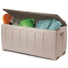 Storage Box With Seat