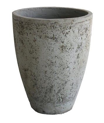 Tall Round Planter - Chelsea