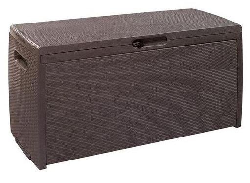 Rattan Style Storage Box