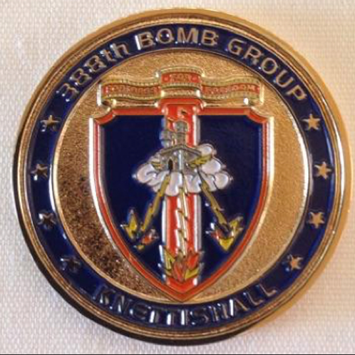 388th Challenge Coin