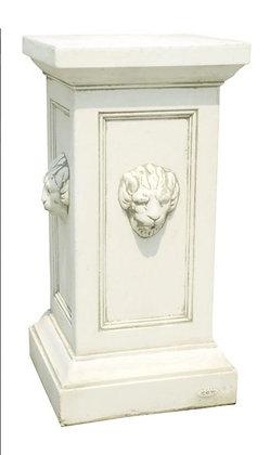 Lions Head Pedestal