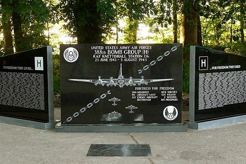Knettishall Memorial