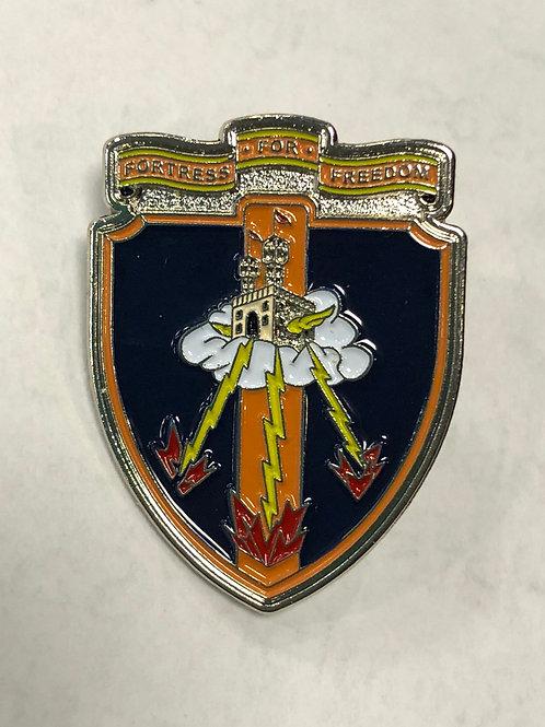 388th Logo Pin