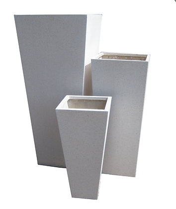 Tall Square Tapered