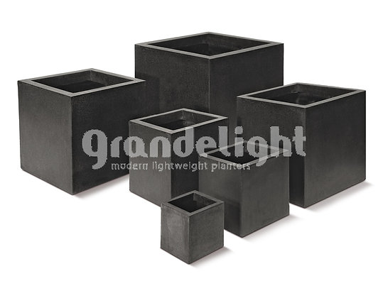 Grandelight Square Planter