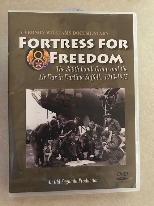 Fortress For Freedom DVD
